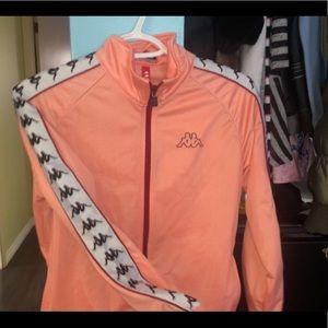 Coral kappa jacket